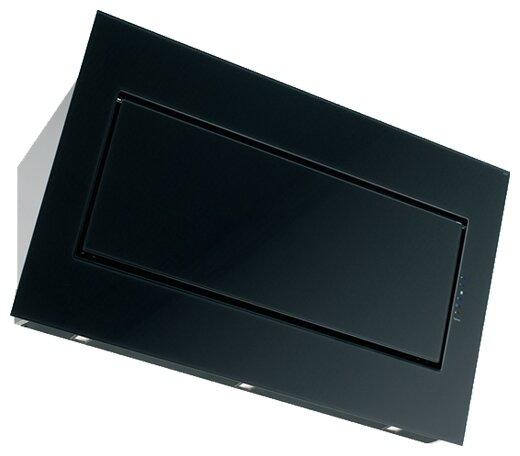 Вытяжка QUASAR 80 VETRO (800) STEC чёрная, Falmec