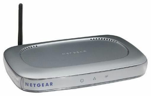 Wi-Fi роутер NETGEAR WG602