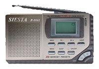 Радиоприемник SIESTA P-0001