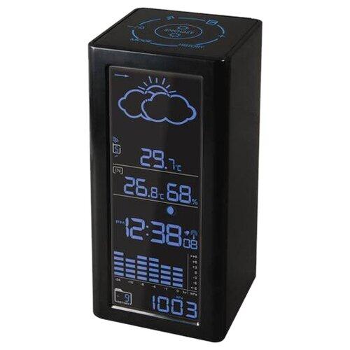 Метеостанция BVItech BV-68Bxx черный часы электронные bvitech bv 103b черный