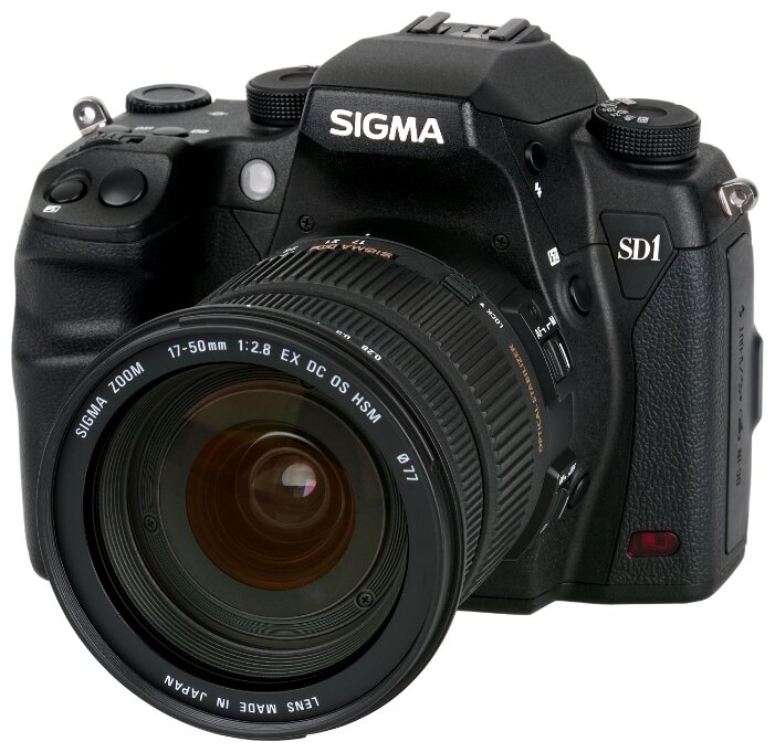Sigma SD1 Merrill Kit