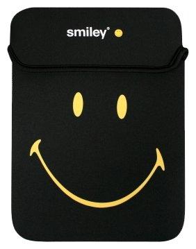 Чехол PORT Designs Smiley Skin reversible Yellow-Black 10-12
