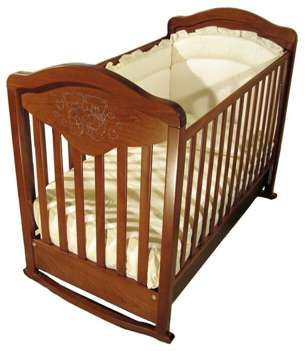 Кроватка Baby Italia Gioco Lux (качалка)