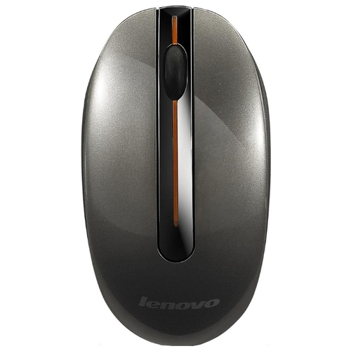 Мышь Lenovo Wireless Mouse N3903A Black USB