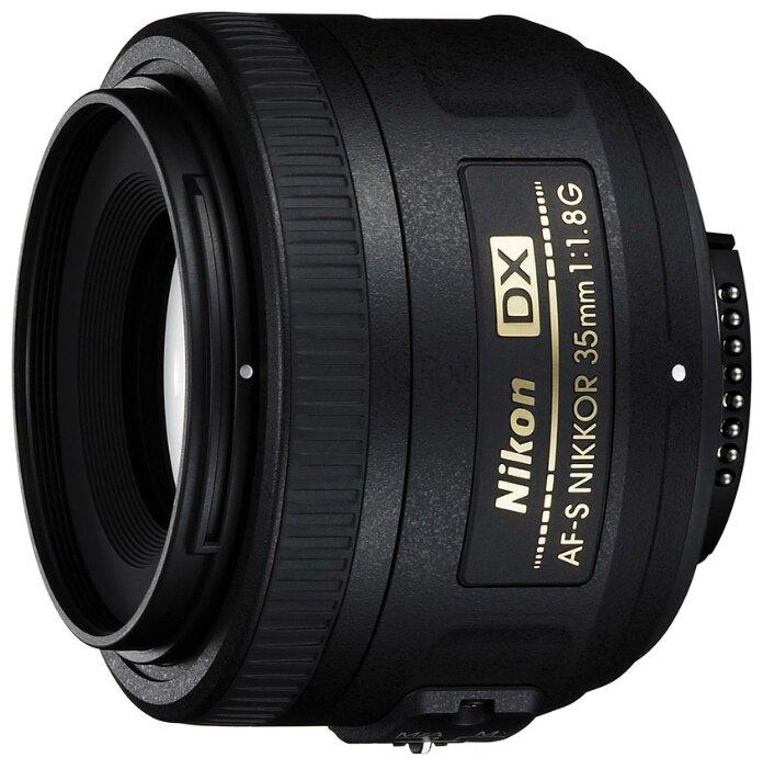 Nikon Объектив Nikon 35mm f/1.8G AF-S DX Nikkor