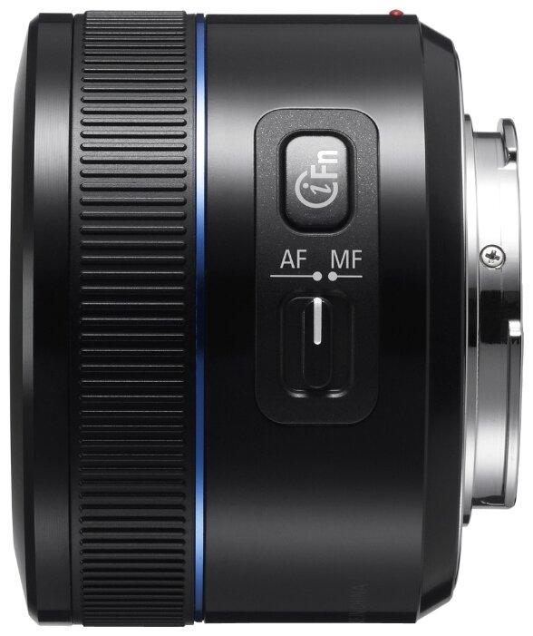 Объектив Samsung 45mm f/1.8 NX