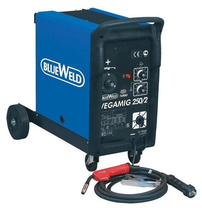 BLUEWELD Vegamig 250/2 Turbo