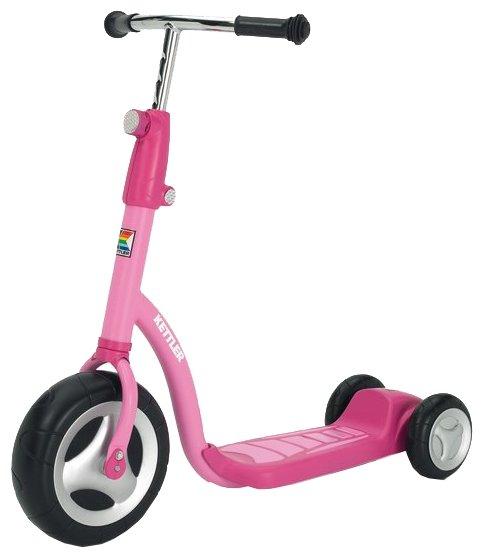 Городской самокат KETTLER 8452-600 Scooter Pink