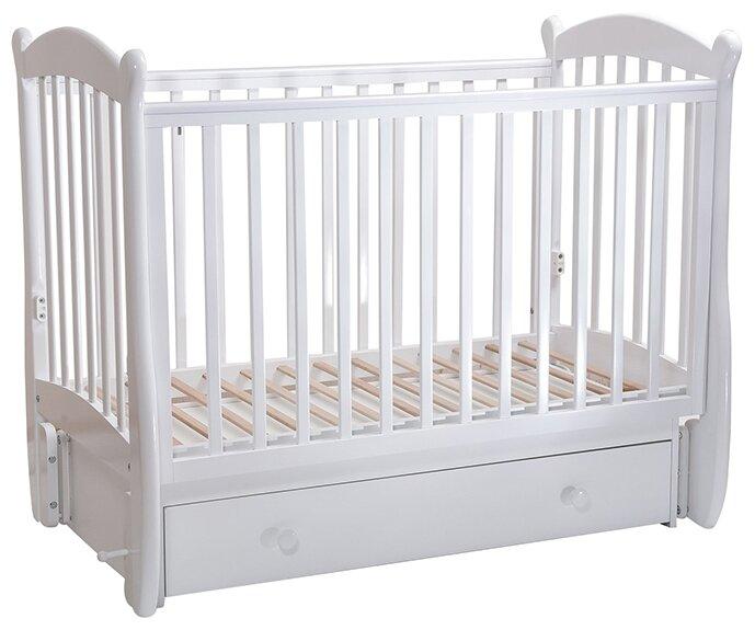 Кроватка Baby-Luce Карамелька