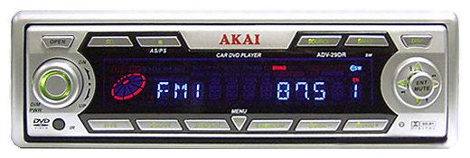Автомагнитола Akai ADV-29DR