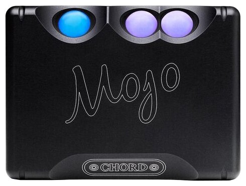 Chord Electronics Mojo Black