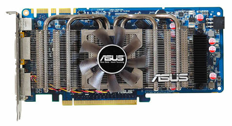 ASUS GeForce GTS 250 740Mhz PCI-E 2.0 512Mb 2200Mhz 256 bit 2xDVI TV HDCP YPrPb Cool