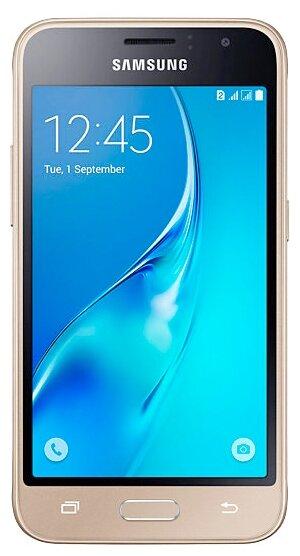 Samsung Galaxy J1 (2016) J120 Gold SM-J120FZDDSER