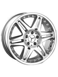 Диск колесный Replay MR4R 8.5x18/5x112 D66.6 ET56 SF - фото 1