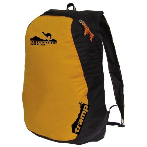 Рюкзак Tramp Ultra 15 yellow/black рюкзак tramp ultra 15л trp 012 04