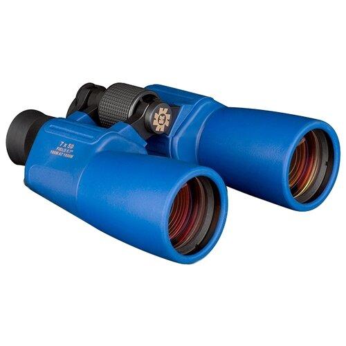 Фото - Бинокль KONUS Navyman-2 7x50 голубой t2 кольцо konus для камер с резьбовым соединением м42х1