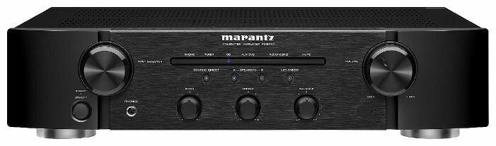 Интегральный усилитель Marantz PM5004 Black