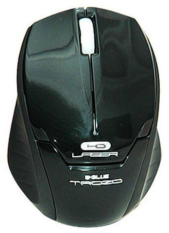 Мышь e-blue Troza Wireless Laser Mouse EMS081i00 Black USB