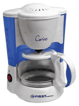 FIRST AUSTRIA Капельная кофеварка FIRST AUSTRIA 5458