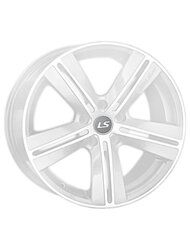 Диск колесный LS Wheels 320 7.5x17/5x114.3 D73.1 ET45 HP - фото 1