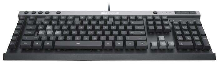 Corsair Raptor K30 Gaming Keyboard Black USB