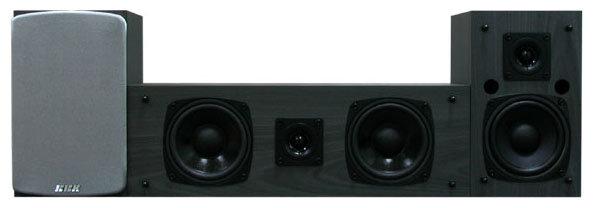 Комплект акустики BBK FHT-421MA / FHT-412MA