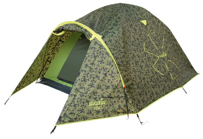 Палатка NORFIN Ziege 3