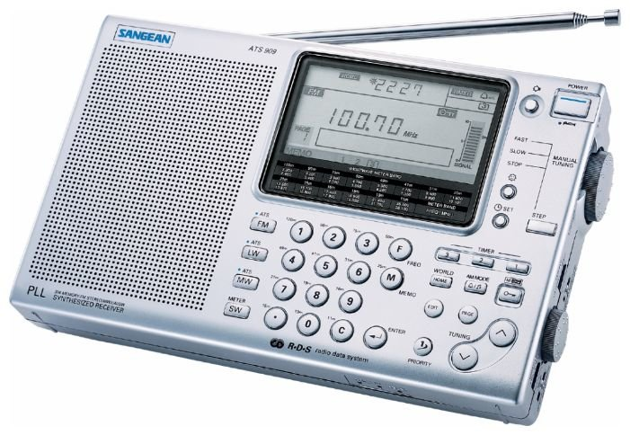 Sangean ATS-909W