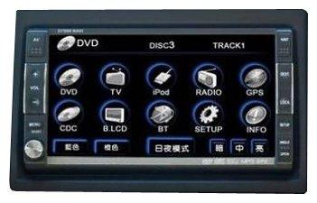 Автомагнитола FlyAudio D8000NAVI