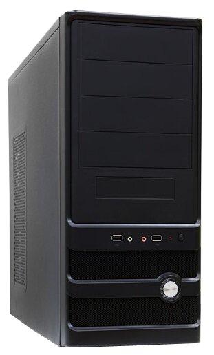 Foxline Компьютерный корпус Foxline FL-411B 450W Black
