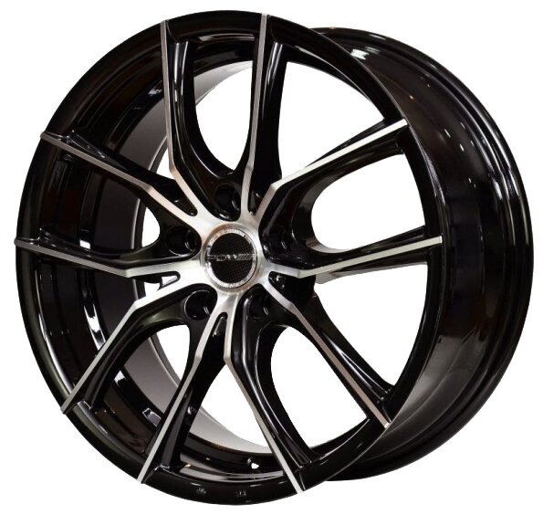 Колесный диск PDW Wheels 5161 Poison 7x17/4x100 D60.1 ET40 M/B