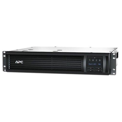 Интерактивный ИБП APC by Schneider Electric Smart-UPS SMT750RMI2U