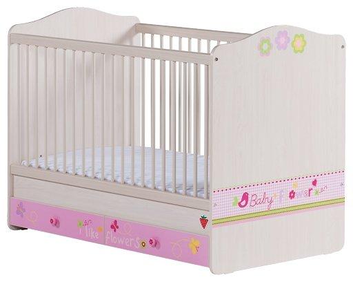 Кроватка Cilek Baby Flower BF-1009