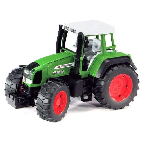 Купить Трактор Bruder 02-060 1:16 28.5 см зеленый, Машинки и техника