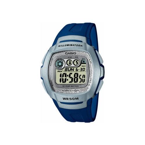 Наручные часы CASIO W-210-2A наручные часы casio illuminator w 213 2a