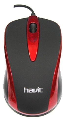 Мышь Havit HV-MS675 Red USB