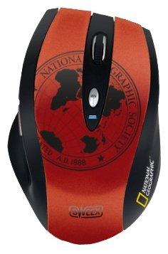 Мышь Sweex MI612 Wireless Laser Mouse Black-Red USB