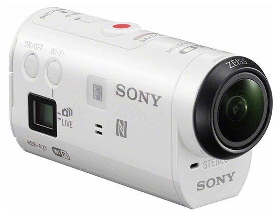 Сравнение с Sony HDR-AZ1VR