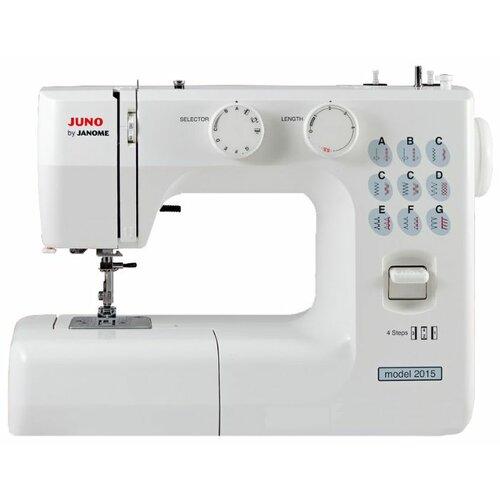 Швейная машина Janome Juno 2015, белый