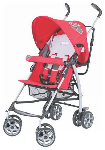 Прогулочная коляска Baby Design Bunny plus