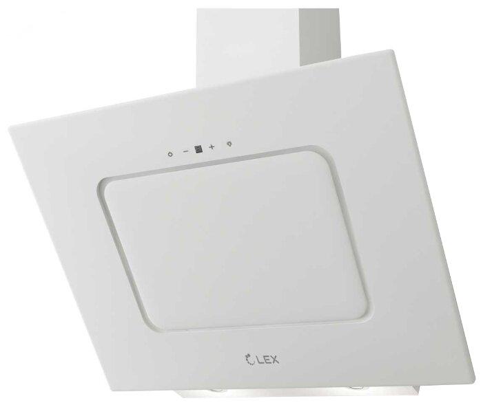 Каминная вытяжка LEX Luna 600 White