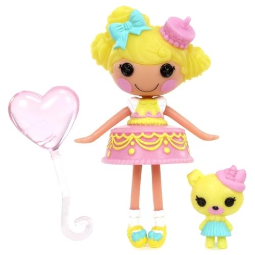Кукла Lalaloopsy Mini Сластена 8 см 533917