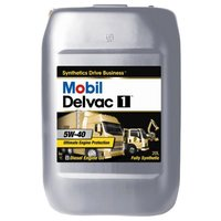 Моторное масло MOBIL 1 Delvac 5W-40 20 л
