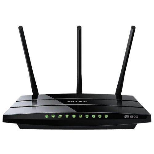 Купить Wi-Fi роутер TP-LINK Archer VR400 черный