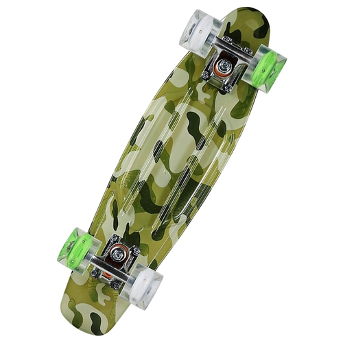 Лонгборд Sunset Skateboard Camo Graphic Complete 22