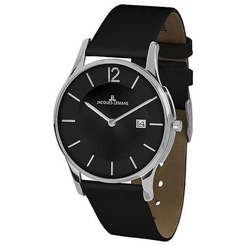Наручные часы JACQUES LEMANS 1-1850A jacques lemans часы jacques lemans 1 1117bn коллекция liverpool