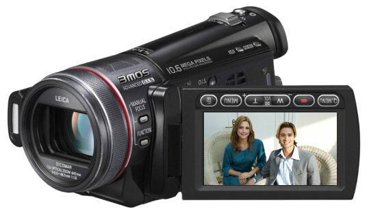 Сравнение с Panasonic HDC-TM300