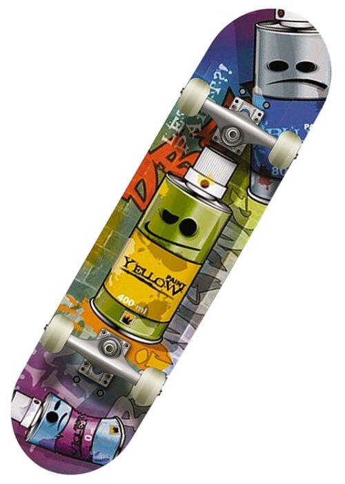 Скейтборд СК (Спортивная коллекция) Paint