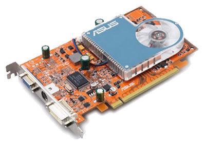Видеокарта ASUS Radeon X700 Pro 425Mhz PCI-E 256Mb 860Mhz 128 bit DVI VIVO