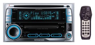 Автомагнитола KENWOOD DPX-MP5110U